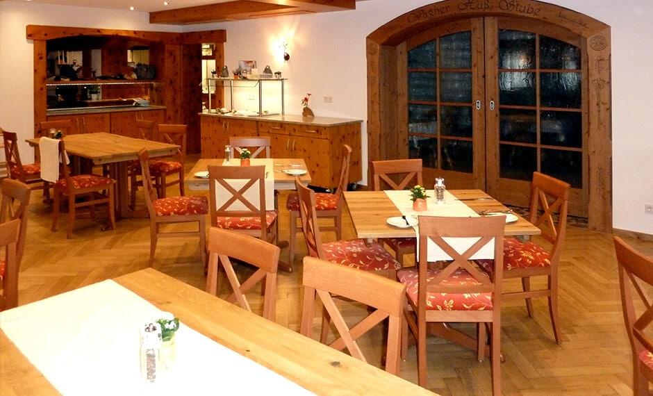 Gastronomieeinrichtung Landhaus-Stil