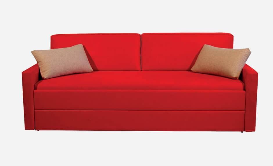 Rotes Hotel-Sofa vom Hersteller