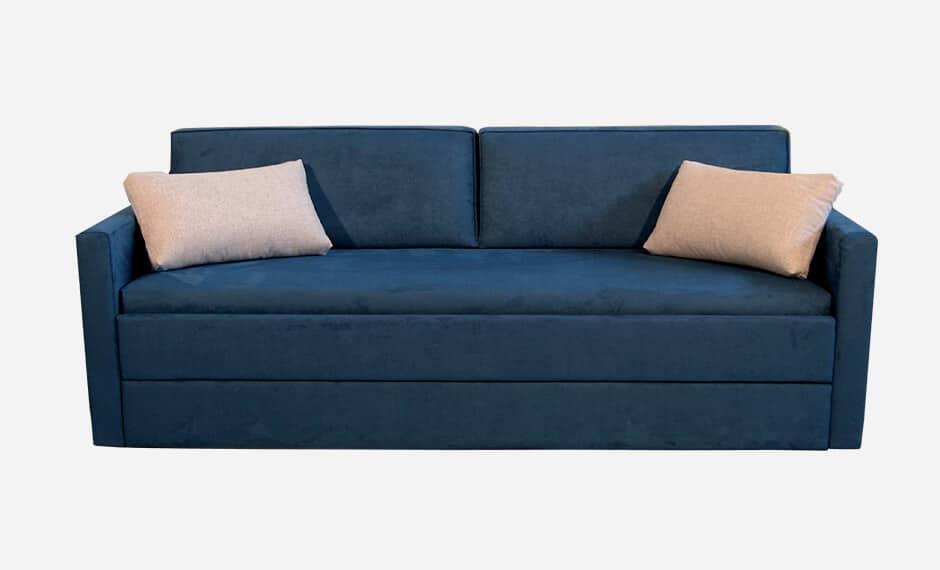 Blaues Hotel-Sofa vom Hersteller
