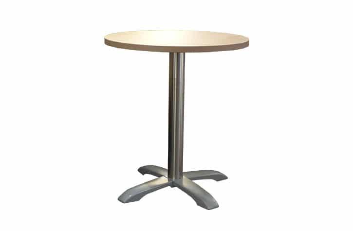 Hotelmöbel-Tisch mit runder Platte