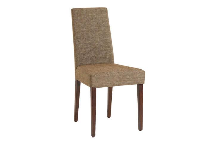 Klassischer Stuhl in meliertem Design für Hotelzimmereinrichtungen
