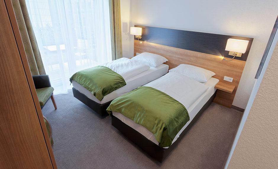City Comfort Hotelzimmermobiliar für das moderne City Hotel