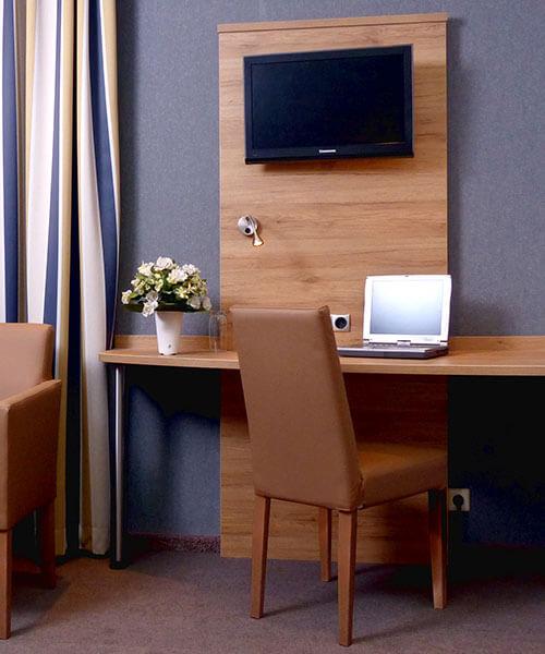 Hotelzimmermöbel mit ruhiger Eleganz kaufen