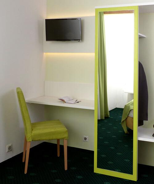 Praktisches und platzsparendes Hotelzimm-Möbel kaufen