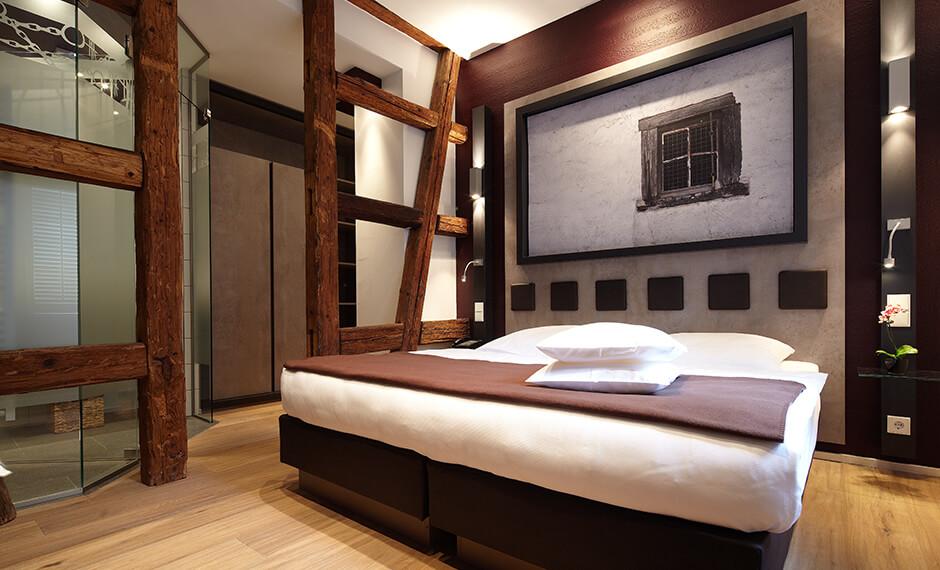 Hotelzimmereinrichtung für historische Hotels