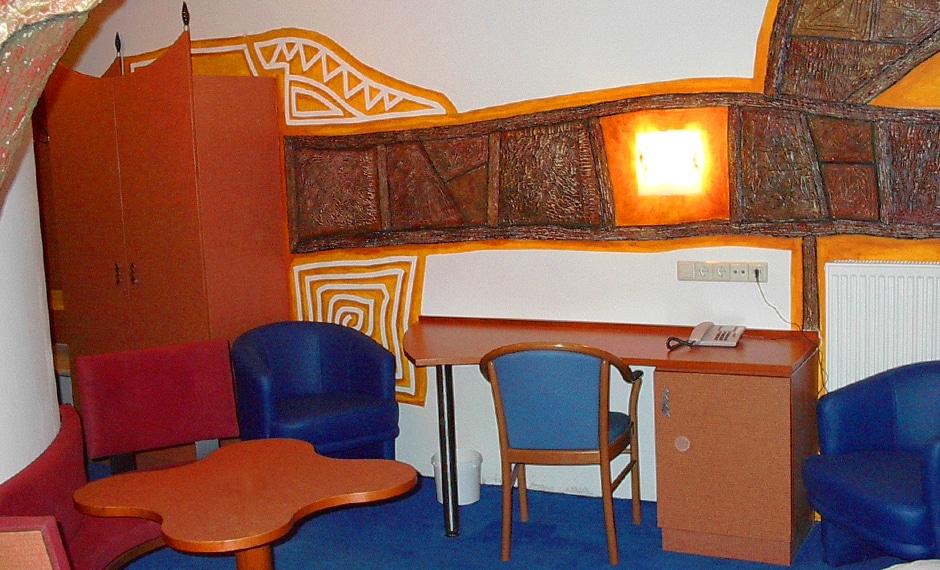 Hotel Themenzimmer Südamerika