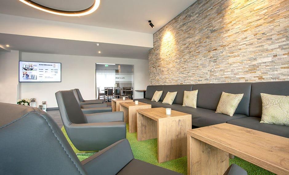 Lobby-Bereich als Hoteleinrichtung kaufen